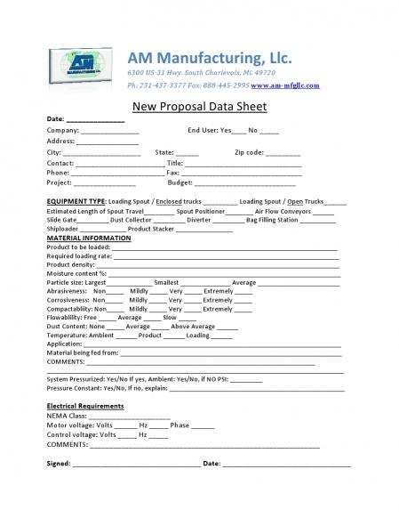 Application Data Sheet